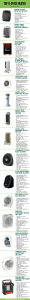 Space Heater Inforgraphic