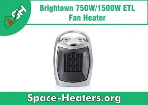 space heater reviews 2018
