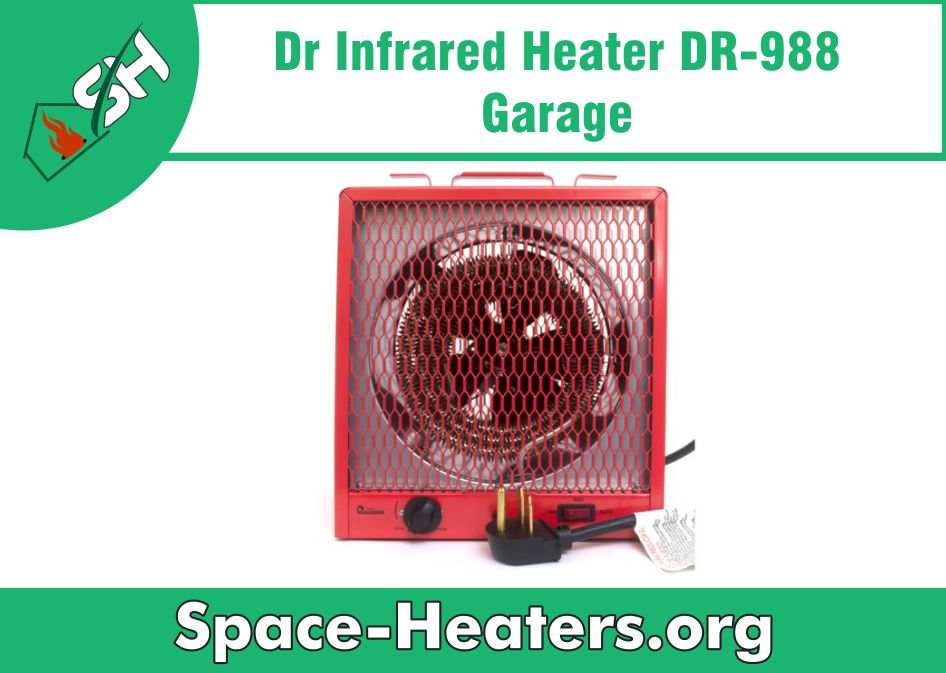 oscillating space heater