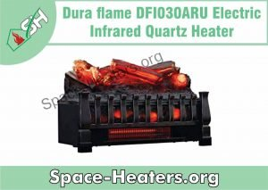portable infrared space heater