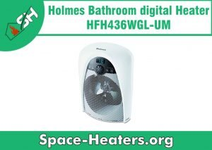 Best Space Heater For Bathrooms