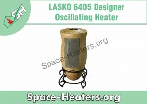 best oscillating portable space heater