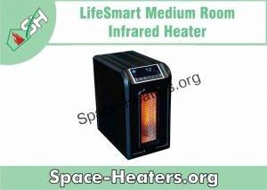 best bedroom space heater