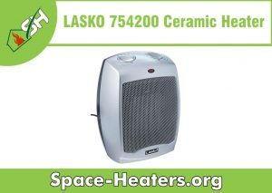 Lasko Heater With Thermostat