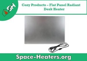 Heater For Cozy Legs Review